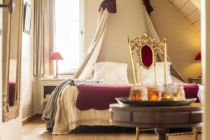 B&B Droomkerke, Отели типа «постель и завтрак»  Ruiselede - big - 21