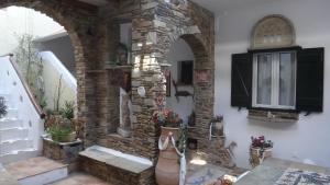 Voreades, Aparthotely  Tinos Town - big - 56
