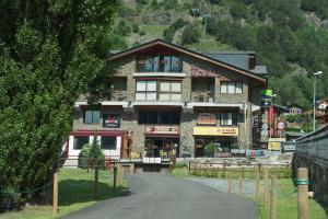 Apartaments Sant Moritz, Arinsal