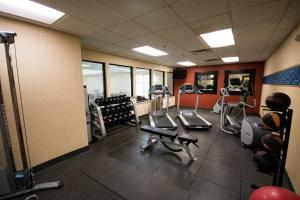 Hampton Inn & Suites St. Louis-Chesterfield, Hotely  Chesterfield - big - 23