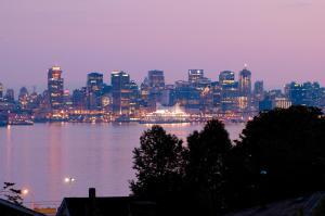 Ocean Breeze Executive Bed and Breakfast, B&B (nocľahy s raňajkami)  North Vancouver - big - 12
