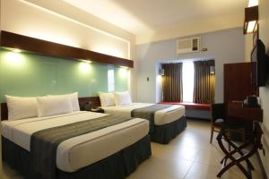 Microtel by Wyndham Mall of Asia, Hotely  Manila - big - 3