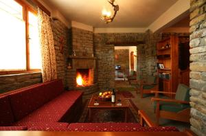 Bourazani Wild Life Resort, Hotels  Konitsa - big - 33
