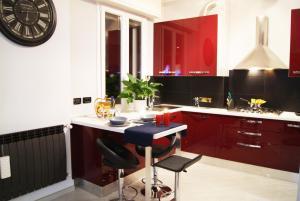 Appartamento Trilocale, Apartmanok  Paderno Dugnano - big - 35