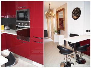 Appartamento Trilocale, Apartmány  Paderno Dugnano - big - 63