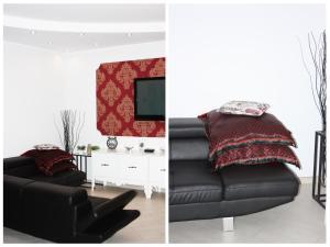 Appartamento Trilocale, Apartmanok  Paderno Dugnano - big - 69