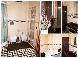 Appartamento Trilocale, Apartmanok  Paderno Dugnano - big - 70