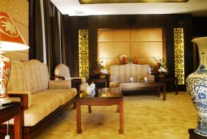 Grand Mercure Xian On Renmin Square, Hotels  Xi'an - big - 9