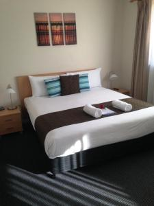 Beaches Serviced Apartments, Aparthotels  Nelson Bay - big - 41