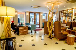The Somerset Hotel, Hotels  Male City - big - 88