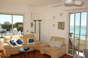 Appartement Le Mona Lisa, Apartmány  Cagnes-sur-Mer - big - 2