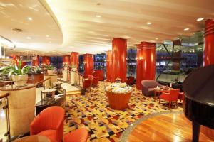 Hotel Nikko Dalian, Отели  Далянь - big - 32