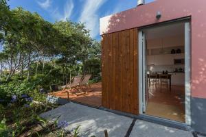 Santana Cottage, Prázdninové domy  Rabo de Peixe - big - 32