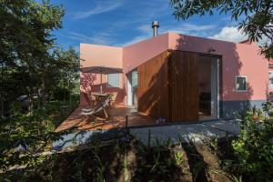 Santana Cottage, Prázdninové domy  Rabo de Peixe - big - 33