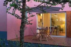 Santana Cottage, Prázdninové domy  Rabo de Peixe - big - 37
