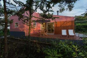 Santana Cottage, Prázdninové domy  Rabo de Peixe - big - 38