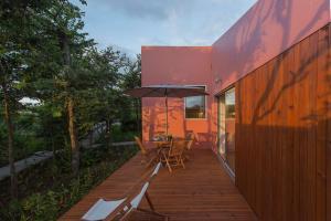 Santana Cottage, Prázdninové domy  Rabo de Peixe - big - 39