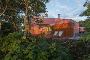 Santana Cottage, Prázdninové domy  Rabo de Peixe - big - 40