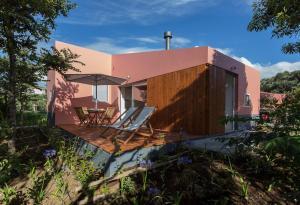 Santana Cottage, Prázdninové domy  Rabo de Peixe - big - 42