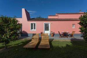 Santana Cottage, Prázdninové domy  Rabo de Peixe - big - 61