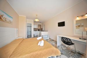 Byron Apartments, Apartmanok  Tingáki - big - 9