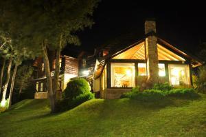 Hosteria Belvedere, Hostince  Villa La Angostura - big - 9