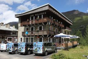 Chalet Hotel Les Melezes - Tignes