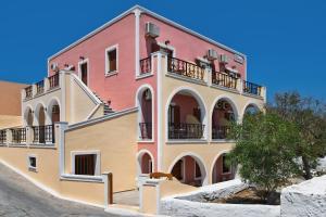 Villa Anemone(Fira)
