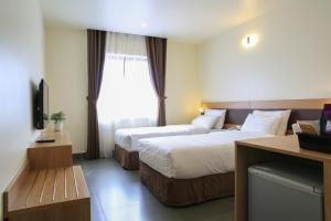 Punt Hotel, Hotel  Hai Phong - big - 4