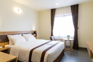 Punt Hotel, Hotely  Hai Phong - big - 20