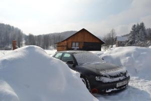 House Izvor, Penziony  Jezerce - big - 39
