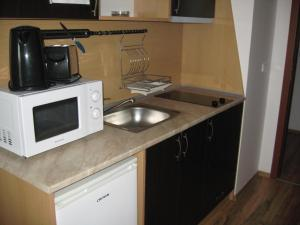 Chateau Aheloy, Apartmánové hotely  Aheloy - big - 39
