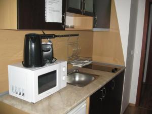 Chateau Aheloy, Apartmánové hotely  Aheloy - big - 23