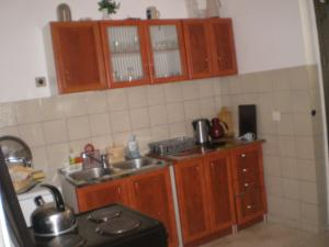 Vila Skocidjevojka, Apartmanok  Petrovac na Moru - big - 3