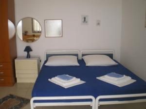 Vila Skocidjevojka, Appartamenti  Petrovac na Moru - big - 11