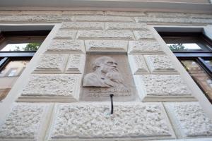 Budapest Central, The Book Room, Apartmány  Budapešť - big - 5