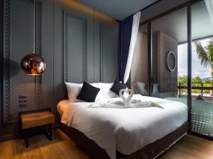 Saturdays Exclusive Apartment By Rents In Phuket, Ferienwohnungen  Rawai Beach - big - 20