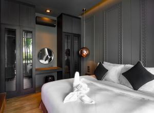 Saturdays Exclusive Apartment By Rents In Phuket, Ferienwohnungen  Rawai Beach - big - 21