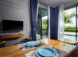 Saturdays Exclusive Apartment By Rents In Phuket, Ferienwohnungen  Rawai Beach - big - 23