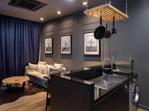 Saturdays Exclusive Apartment By Rents In Phuket, Ferienwohnungen  Rawai Beach - big - 27