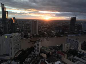 Forty Seven view by Pattiya, Appartamenti  Bangkok - big - 46