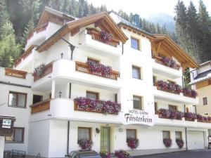 Hotel Garni Forsterheim