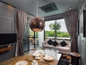 Saturdays Exclusive Apartment By Rents In Phuket, Ferienwohnungen  Rawai Beach - big - 40