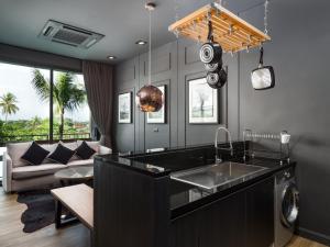 Saturdays Exclusive Apartment By Rents In Phuket, Ferienwohnungen  Rawai Beach - big - 41