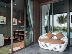 Saturdays Exclusive Apartment By Rents In Phuket, Ferienwohnungen  Rawai Beach - big - 44