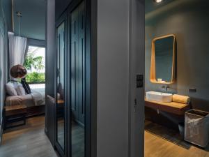 Saturdays Exclusive Apartment By Rents In Phuket, Ferienwohnungen  Rawai Beach - big - 46