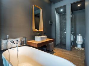 Saturdays Exclusive Apartment By Rents In Phuket, Ferienwohnungen  Rawai Beach - big - 48
