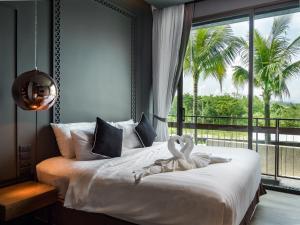 Saturdays Exclusive Apartment By Rents In Phuket, Ferienwohnungen  Rawai Beach - big - 49