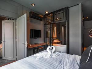 Saturdays Exclusive Apartment By Rents In Phuket, Ferienwohnungen  Rawai Beach - big - 50