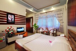 Gold Stars Hotel, Hotel  Long Hai - big - 2